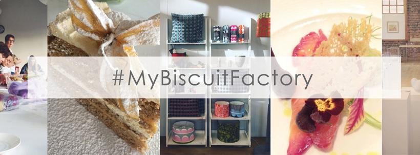 #MyBiscuitFactory