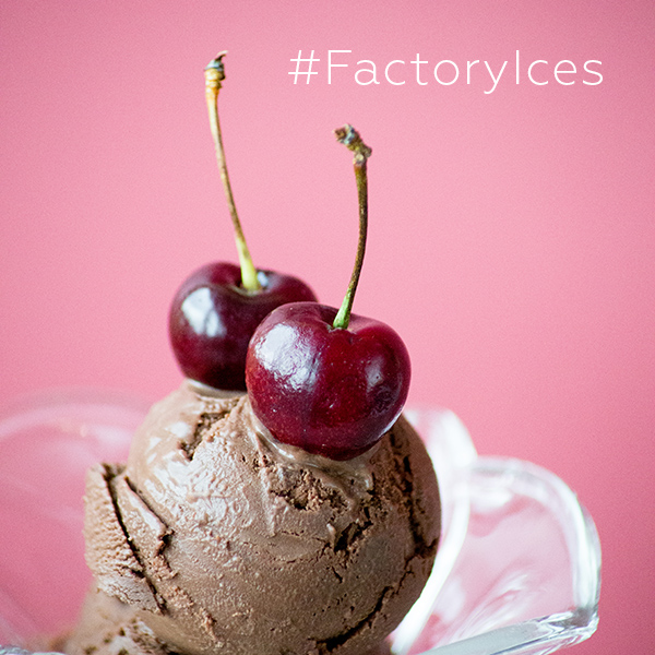 Factory Ices competition at The Factory Kitchen