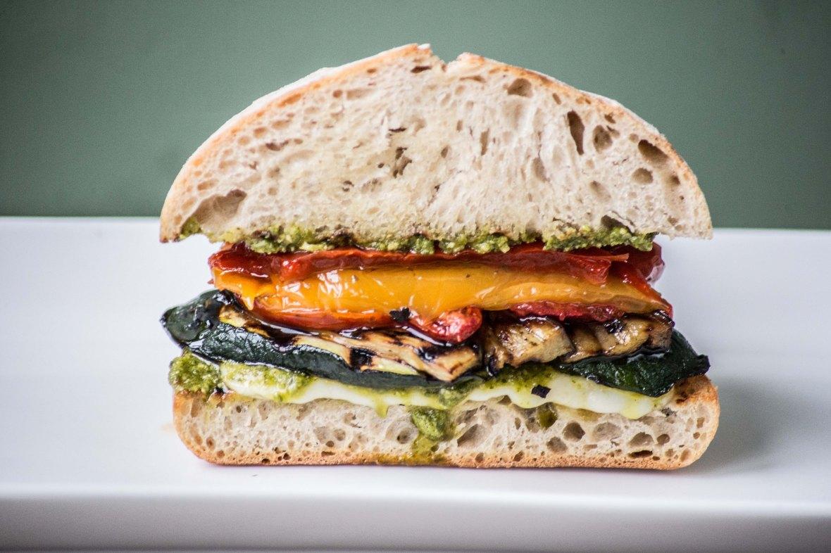 Factory Kitchen sandwich