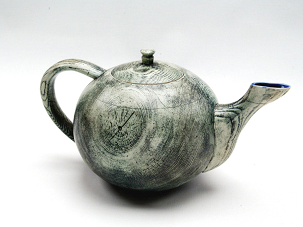 Tom Hopkins teapot